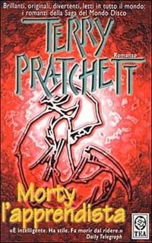 Recensione ''Morty l'apprendista'' (Libro di Terry Pratchett) (Mondo Disco - Morte 1)