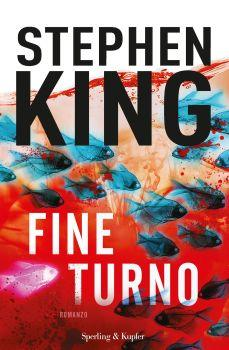 Recensione ''Fine turno'' (Libro di Stephen King) [Serie Mr. Mercedes vol.3]