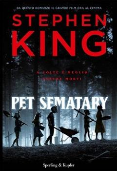 Recensione ''Pet sematary'' (Libro di Stephen King)